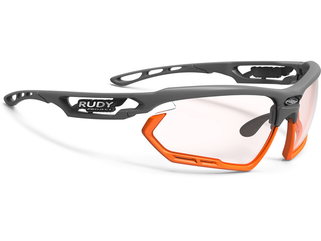 Rudy Project Fotonyk Glasses Pyombo Matte - ImpactX Photochromic 2 Red